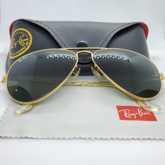 b&l ray ban usa aviators